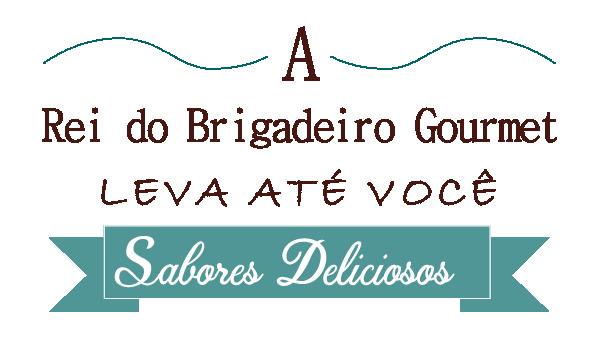 A Rei do Brigadeiro Gourmet leva até você sabores deliciosos.